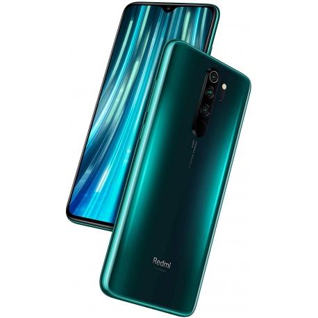 گوشی موبایل شیائومی Redmi Note 8 Pro دو سیم کارت 128 گیگابایت سبز