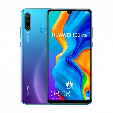 گوشی موبایل هوآوی P30 Lite دو سیم کارت 128 گیگابایت آبی