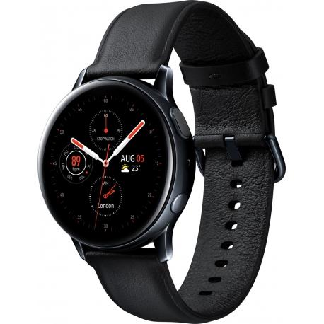 ساعت هوشمند سامسونگ Samsung R830 ACTIVE 2 مشکی چرمی