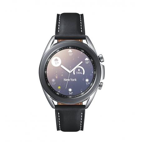ساعت هوشمند سامسونگ Samsung Galaxy Watch3 SM-R850 نقره ای