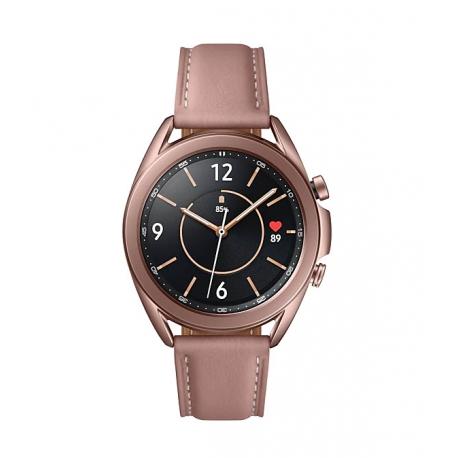 ساعت هوشمند سامسونگ Samsung Galaxy Watch3 SM-R850 برنزی
