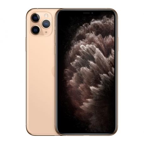 گوشی موبایل اپل iPhone 11 Pro دو سیم کارت 256 گیگابایت طلایی