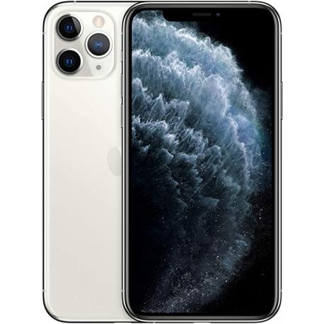 گوشی موبایل اپل iPhone 11 Pro دو سیم کارت 256 گیگابایت نقره ای