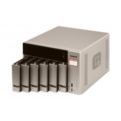 ذخیره ساز تحت شبکه کیونپ TVS-673e-8G