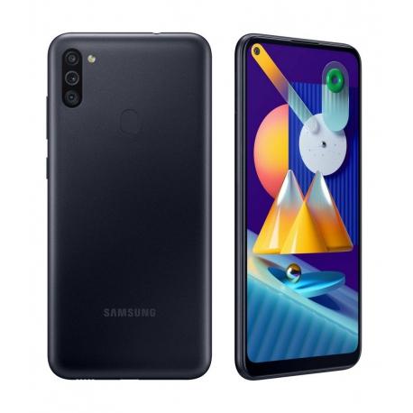 گوشی موبایل سامسونگ Galaxy M11 دو سیم کارت 32 گیگابایت مشکی