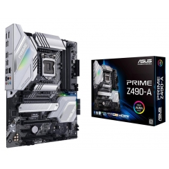 ASUS PRIME Z490-A LGA 1200 (Intel 10th Gen)Motherboard