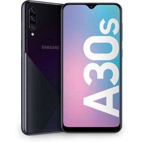 گوشی موبایل سامسونگ Galaxy A30s دو سیم کارت 64 گیگابایت مشکی