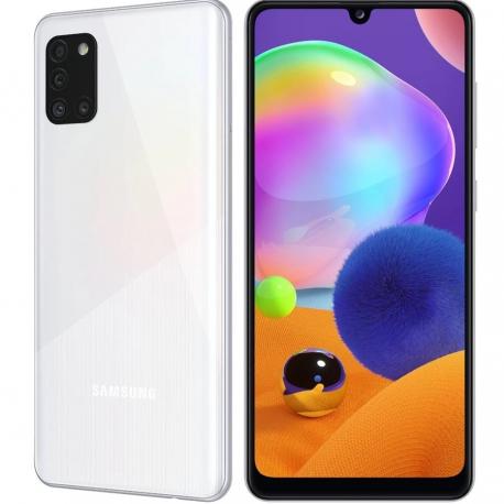 گوشی موبایل سامسونگ Galaxy A31 دو سیم کارت 128 گیگابایت سفید