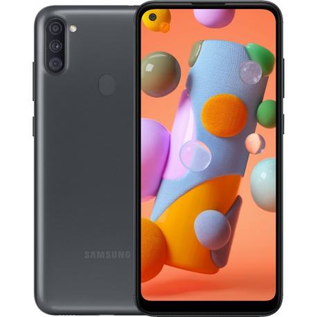 گوشی موبایل سامسونگ Galaxy A11 دو سیم کارت 32 گیگابایت مشکی
