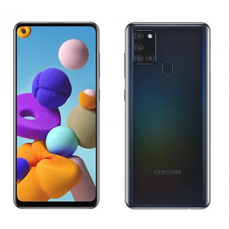 گوشی موبایل سامسونگ Galaxy A21s دو سیم کارت 64 گیگابایت مشکی