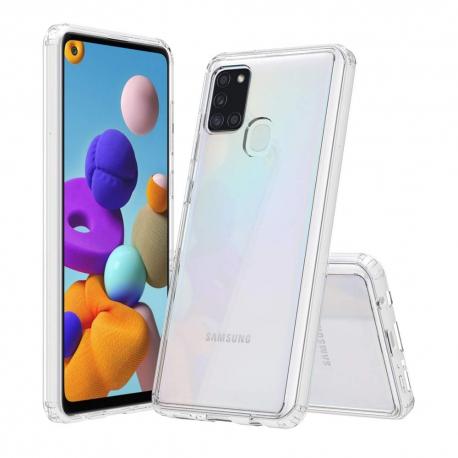 گوشی موبایل سامسونگ Galaxy A21s دو سیم کارت 64 گیگابایت سفید