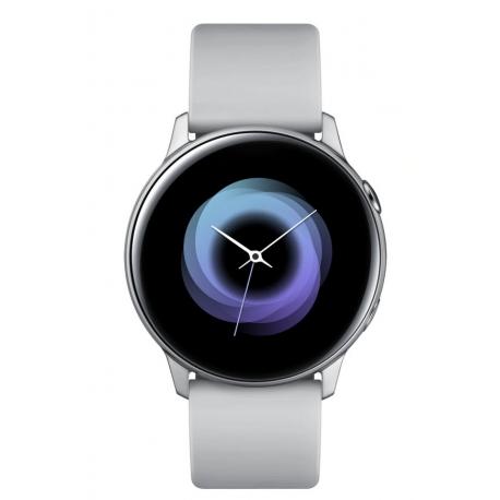 ساعت هوشمند سامسونگ Samsung R500 ACTIVE 1 نقره ای