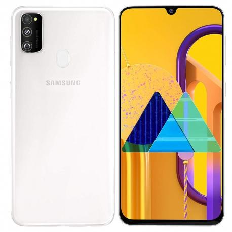 گوشی موبایل سامسونگ Galaxy M30S دو سیم کارت 64 گیگابایت سفید