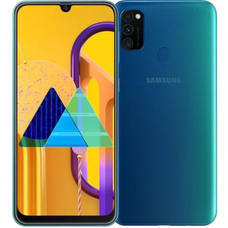 گوشی موبایل سامسونگ Galaxy M30S دو سیم کارت 64 گیگابایت آبی