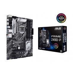 ASUS PRIME Z490-P LGA 1200 (Intel 10th Gen) Motherboard