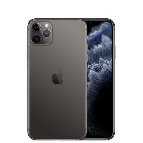 گوشی موبایل اپل iPhone 11 Pro Max دو سیم کارت 512 گیگابایت خاکستری