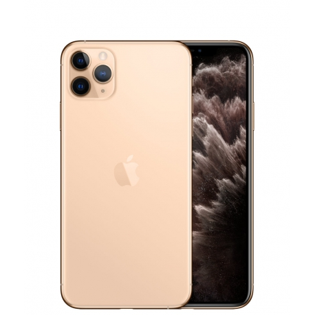 گوشی موبایل اپل iPhone 11 Pro Max دو سیم کارت 512 گیگابایت طلایی