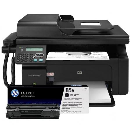 پرینتر لیزری اچ پی HP Pro M1214nfh چندکاره سیاه سفید