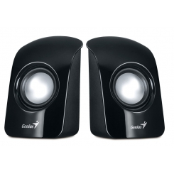 Genius Speaker SP-U115 Black