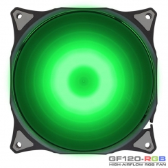 GREEN GF120-RGB CASE FAN