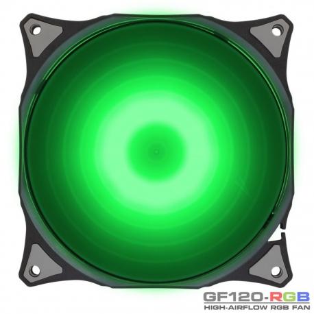 فن گرین GREEN GF120-RGB