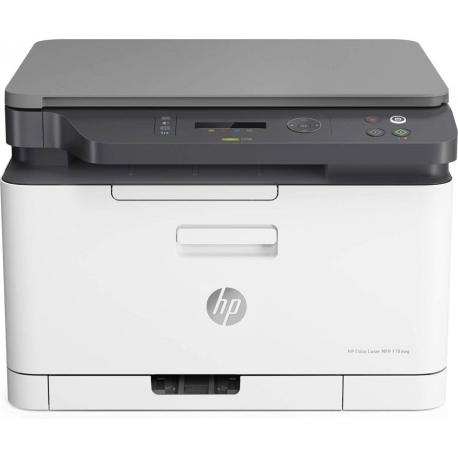 پرینتر لیزری اچ پی HP MFP178nw چندکاره رنگی