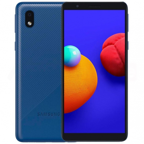 گوشی موبایل سامسونگ Galaxy A01 Core دو سیم کارت 16 گیگابایت آبی