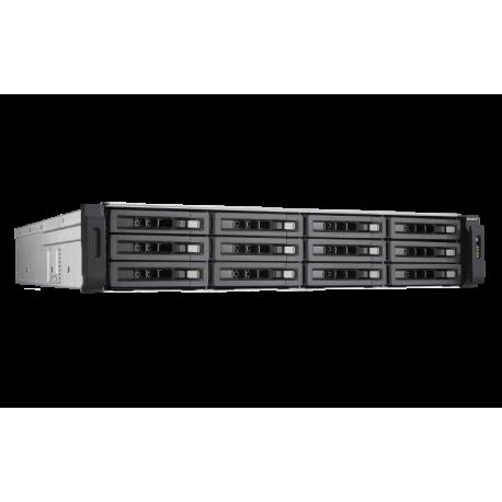 ذخیره ساز تحت شبکه کیونپ Qnap TES-1885U-D1521-8GR