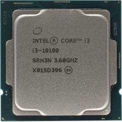 Intel Core i3-10100 LGA 1200 CPU - طلق و فن / بدون باکس