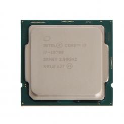 Intel Core i7-10700 LGA 1200 CPU - طلق و فن / بدون باکس