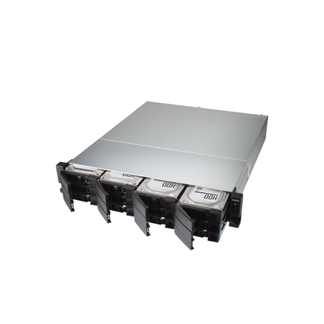 ذخیره ساز تحت شبکه کیونپ Qnap TS-h1277XU-RP-3700X-32G