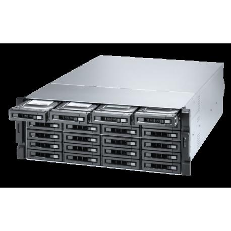 ذخیره ساز تحت شبکه کیونپ Qnap TS-2477XU-RP-2700-16G