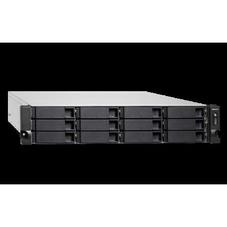 ذخیره ساز تحت شبکه کیونپ Qnap TS-1277XU-RP-2600-8G