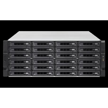 ذخیره ساز تحت شبکه کیونپ Qnap TVS-2472XU-RP-i5-8G