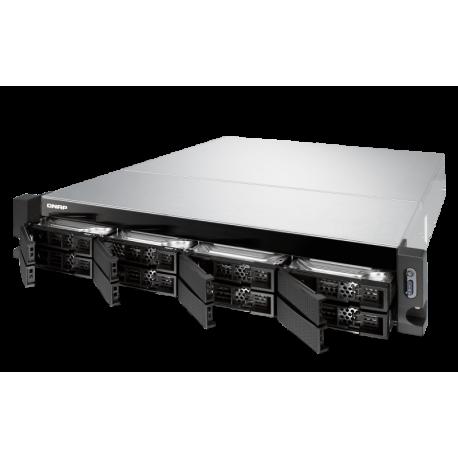 ذخیره ساز تحت شبکه کیونپ Qnap TVS-872XU-RP-i3-4G