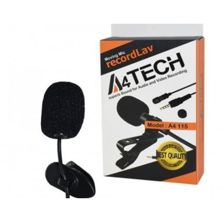 میکروفون یقه ای ای فورتک A4TECH A4 115