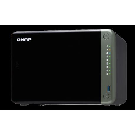 ذخیره ساز تحت شبکه کیونپ Qnap TS-653D-4G