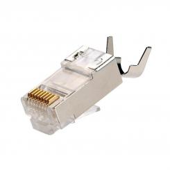 سوکت شبکه SFTP شانه دار - استیل