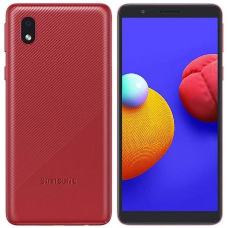 گوشی موبایل سامسونگ Galaxy A01 Core دو سیم کارت 16 گیگابایت قرمز