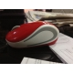 Logitech Wireless M187 Mouse - Red