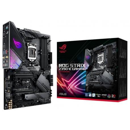 مادربرد ایسوس ASUS ROG Strix Z390-E Gaming