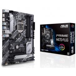 ASUS PRIME H470-PLUS LGA 1200 Motherboard