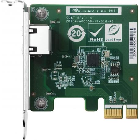 کارت شبکه کیونپ QNAP QXG-2G1T-I225