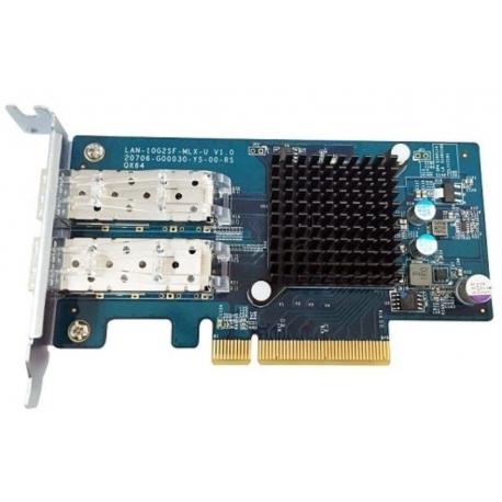 کارت شبکه کیونپ QNAP LAN-10G2SF-MLX دو پورت SFP+