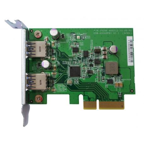 کارت USB 3 کیونپ QNAP USB-U31A2P01