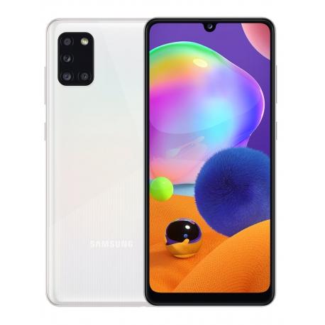 گوشی موبایل سامسونگ Galaxy A31 دو سیم کارت 128 گیگابایت رم 6 گیگابایت سفید