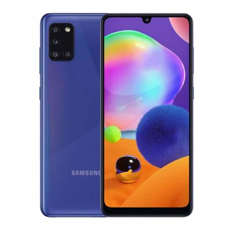 گوشی موبایل سامسونگ Galaxy A31 دو سیم کارت 128 گیگابایت رم 6 گیگابایت آبی