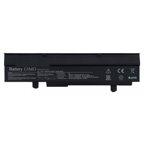 باتری لپ تاپ ایسوس Battery Laptop ASUS 1015-6Cell شش سلولی