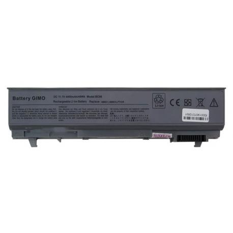باتری لپ تاپ دل Latitude E6400-6Cell