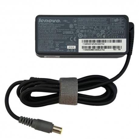 آداپتور لپ تاپ لنوو 20V 3.25A سردلی-اورجینال